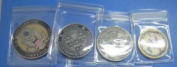 Custom Coins by HiLP Manufacturer Direct